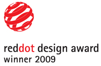 red dot design award 2009