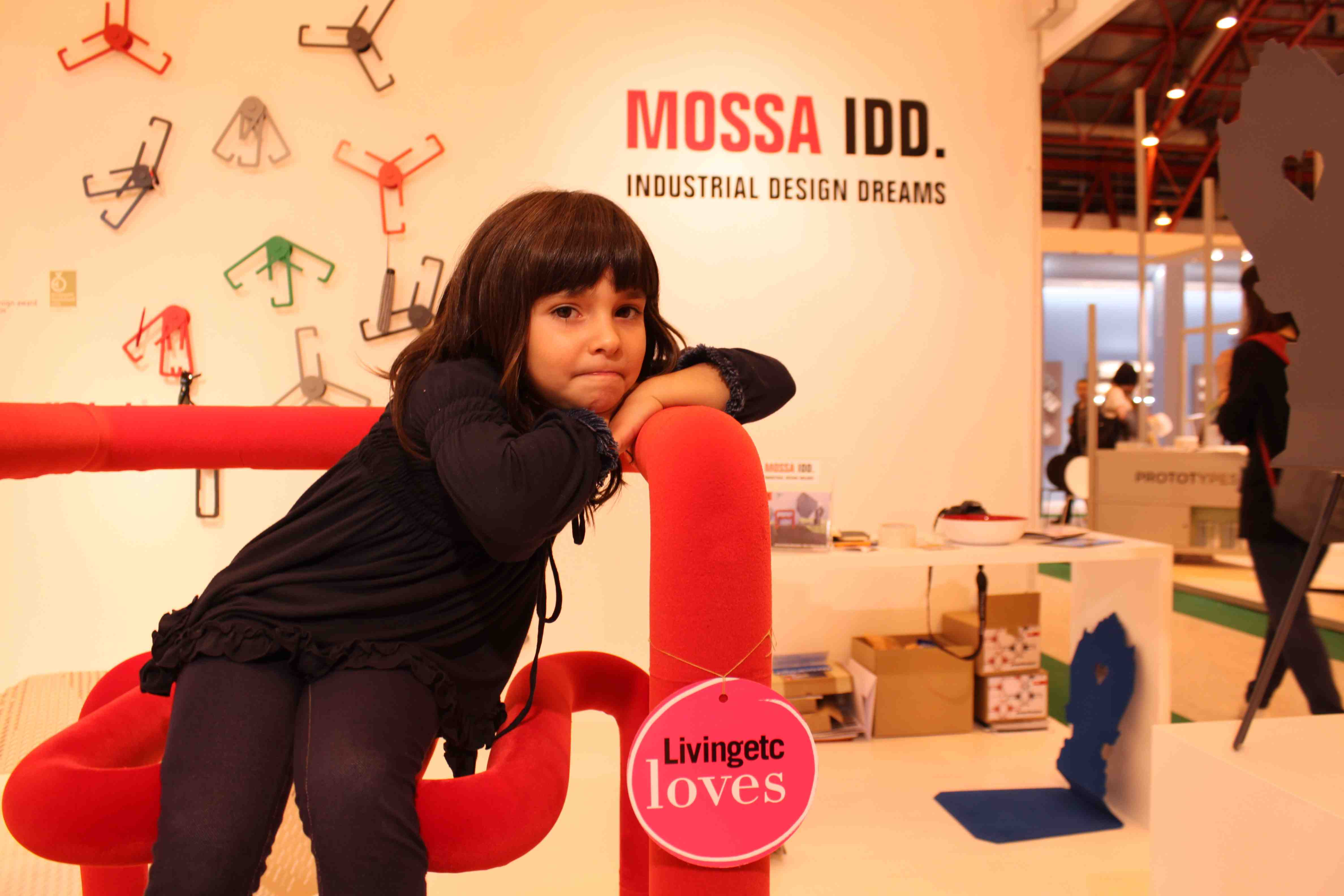DesignLab: Redesigning the chair experfor kids